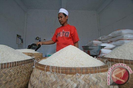 Harga beras di Lebak turun Rp500/kg