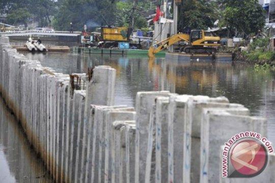 Anggaran pengendalian banjir Jakarta Rp1 triliun belum diserap