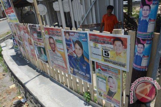KPU sadari kampanye lewat alat peraga tidak efektif