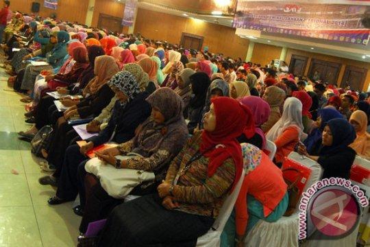 Seribu orang ikuti gerakan kewirausahaan di Makassar