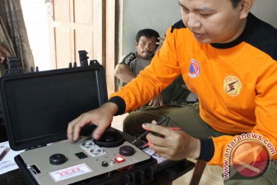 Sirine tsunami akan dibunyikan di Aceh
