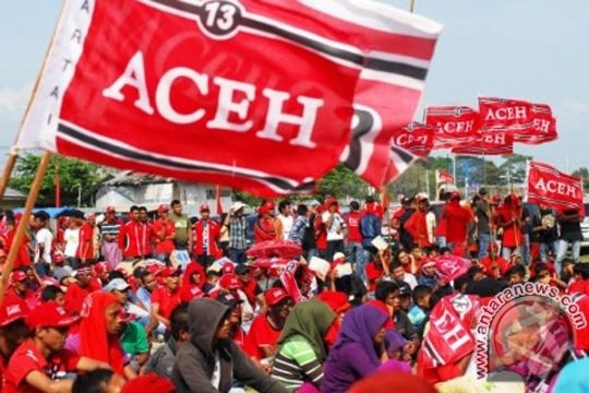 Partai Aceh dominasi perolehan suara di Kota Lhokseumawe