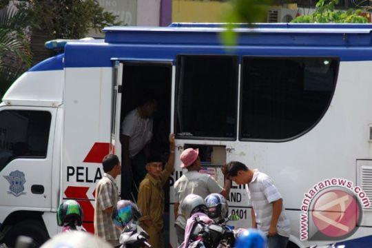 Layanan pembuatan SIM Polres Lampung Timur jangkau desa
