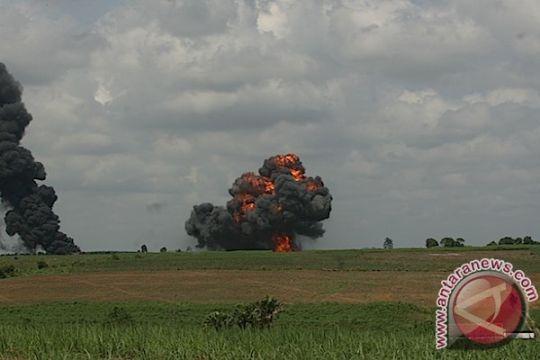 """Menyaksikan """"Top Gun"""" TNI AU beraksi di Jalak Sakti 2014"""