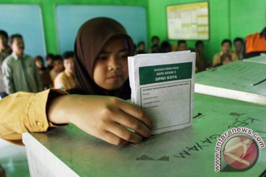 KPU: lima negara rampungkan pemungutan suara