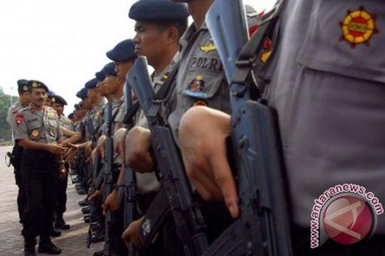 Mabes Polri: sepuluh Polda diperkuat jelang pilkada serentak