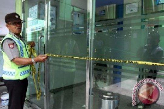 Tali tambang putus, perampok gagal bobol ATM di Semarang