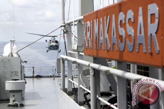 KRI Makassar-590 jadi kapal markas Latihan Gabungan TNI