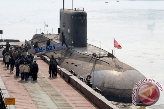 Anggota DPR dukung pembelian kapal selam Rusia