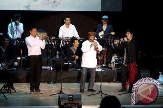 "Kolaborasi musisi Korea-Indonesia meriahkan ""mosaikorea"" di Surabaya"