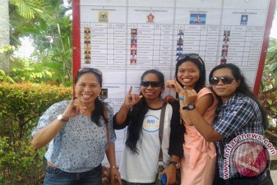 18.480 WNI salurkan hak pilih melalui Pos Singapura