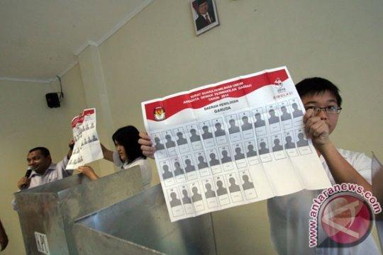 KPU Medan coret dua caleg dari DCT