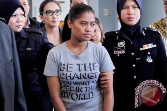 Wilfrida Soik terbebas dari hukuman penjara