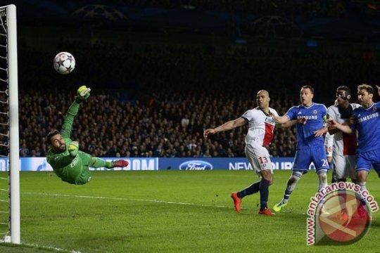 Demba Ba bawa Chelsea ke semifinal Liga Champions
