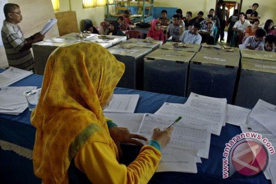 KPU: 590 TPS gelar pemungutan ulang