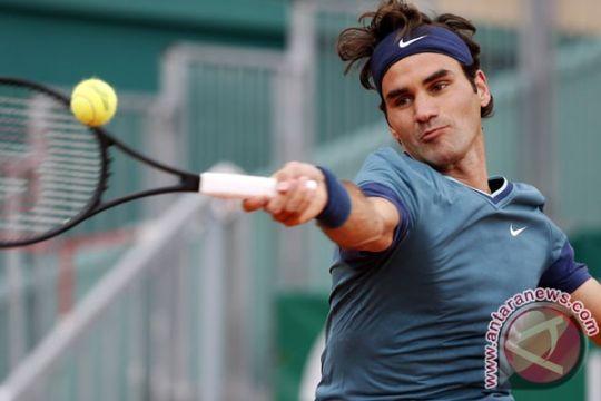 Federer ikuti Djokovic ke perempat final Cincinnati
