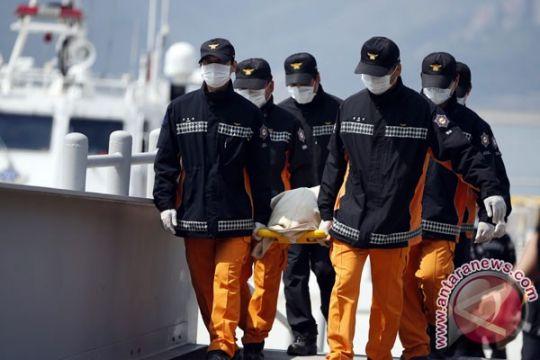 Korban jiwa akibat feri karam di Korsel jadi 104 orang