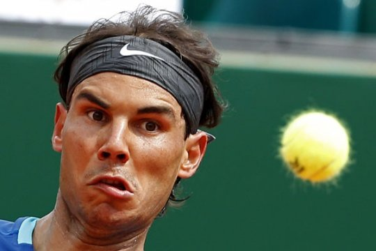 Nadal kalah di Barcelona