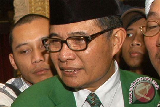 Emron Pangkapi tegaskan dirinya Plt Ketum PPP