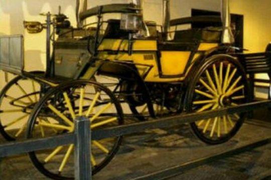 PMKI upayakan pemulangan mobil kuno PB X