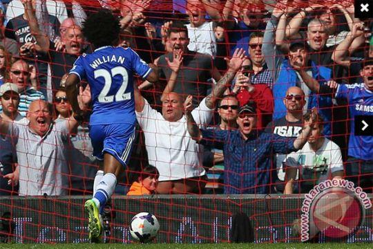 Chelsea taklukkan Liverpool 2-0