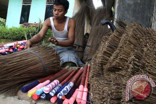 Jambi ekspor 108 ton lidi ke India