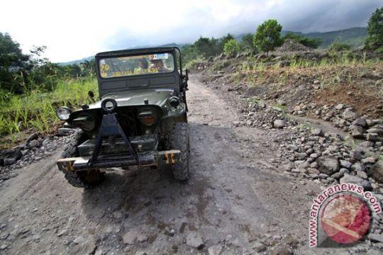 Dispar Sleman sayangkan kecelakaan jip lava tour Merapi