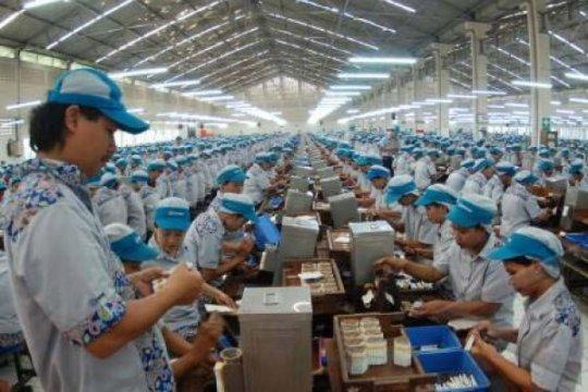Di Kudus, ribuan pekerja yang dirumahkan mulai bekerja lagi
