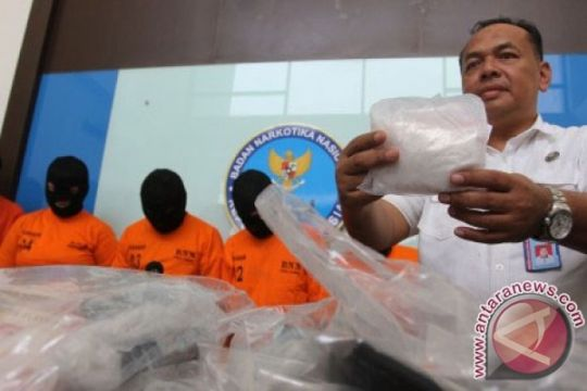 Oknum polisi Makassar diduga pemodal narkoba