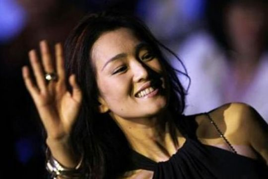 Gong Li ketua dewan juri festival film Shanghai
