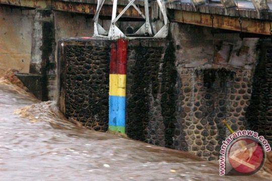 Tinggi air bendung Katulampa dan Depok sudah normal