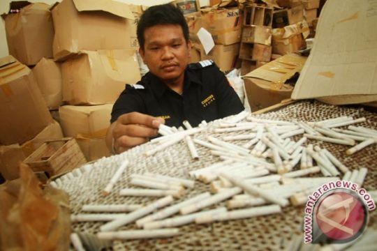 Bea Cukai Kudus sita 1,61 juta batang rokok ilegal