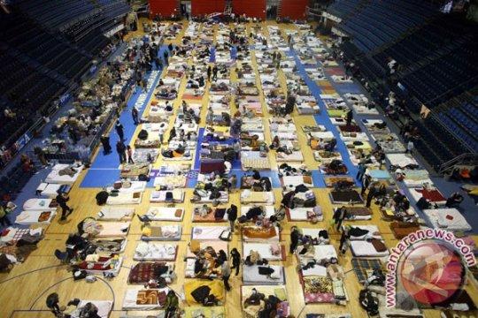 Polisi: Kebakaran di kemah pengungsi di Bosnia cederai 29 orang