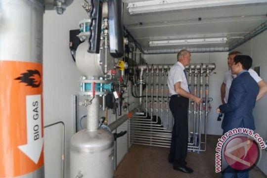 Padang akan operasikan pembangkit listrik gas metan