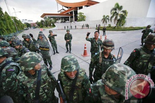 Junta militer Thailand ancam gunakan pengadilan darurat