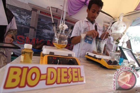 Gapki Sumsel respon positif aturan penggunaan biodiesel