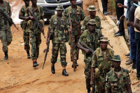 Tentara Nigeria bersiaga pascaserangan Boko Haram