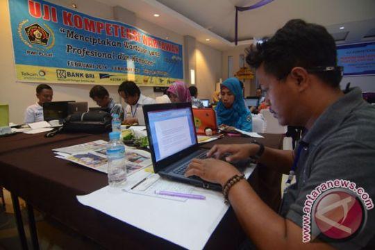 PWI Lampung: 20 persen wartawan belum UKW