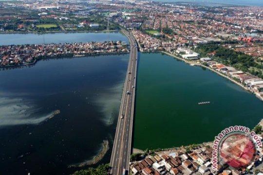 Danau buatan siap dibangun di Bundaran PTC Surabaya