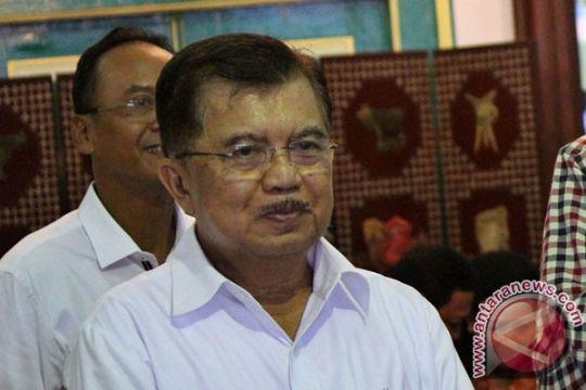 Jusuf Kalla ziarah ke makam korban tsunami Aceh