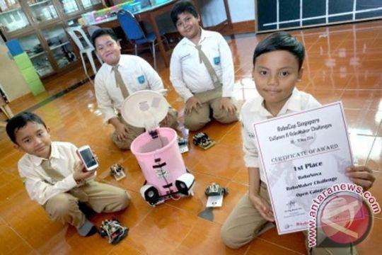 Indonesia potensial kembangkan teknologi robot