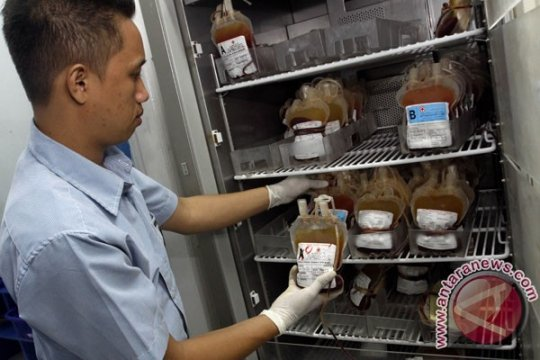PMI: kebutuhan darah di Kota Baubau-Sultra 500 kantong per bulan