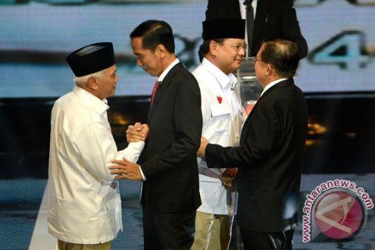 Puskaptis: elektabilitas Prabowo-Hatta  44,64 persen