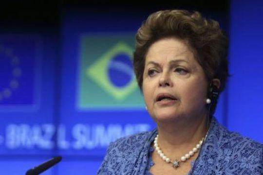 Presiden Brasil kutuk pembantaian Israel di Gaza