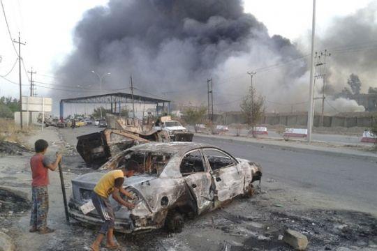 Perusahaan Tiongkok di Irak siapkan rencana evakuasi