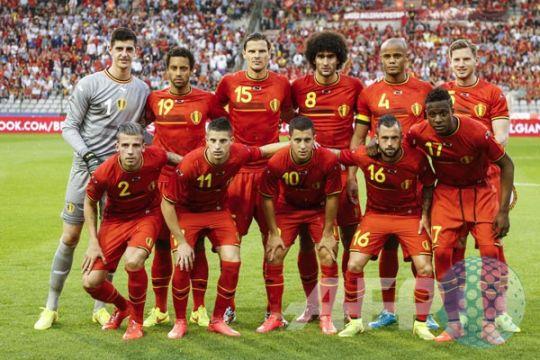 Laga Belgia vs Portugal dibatalkan menyusul serangan Brusel
