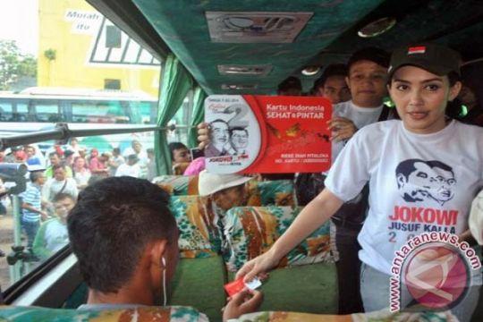Jubir timses Jokowi-JK: program Jokowi berusaha manusiakan publik