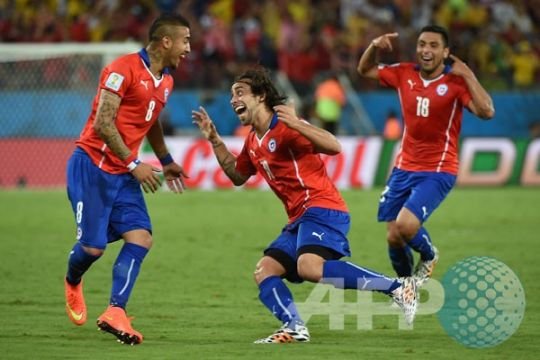 Copa America - Chile juara