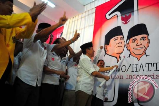 Dukungan pengikut Buya Hamka berikan Prabowo-Hatta energi
