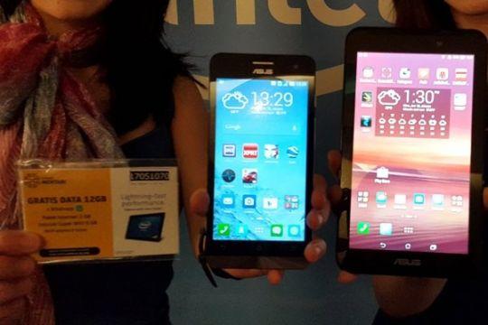Asus dan Intel pasarkan tablet gratis koneksi internet 3G
